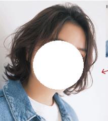 アクティブ キュート 髪型